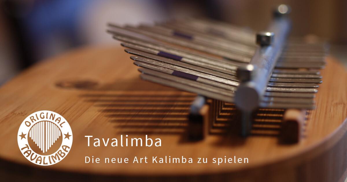 Tavalimba - Die neue Art Kalimba zu spielen
